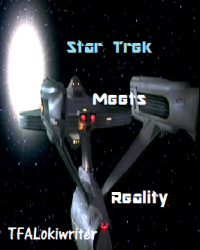 Star Trek meets reality