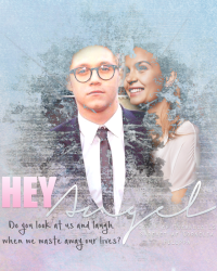 Hey Angel // Niall Horan
