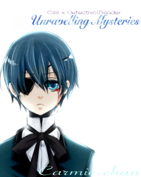 Ciel x Detective!Reader - Unravelling Mysteries