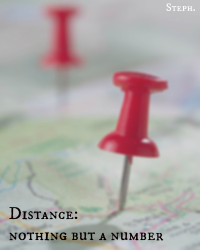 Distance: Nothing but a Number