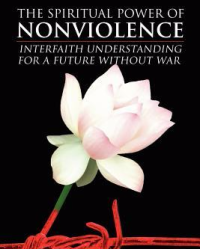 [Read Online] The Spiritual Power of Nonviolence   Book by George Wolfe   Review, Discussion