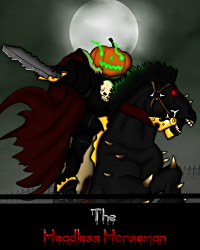 The Headless Horseman - [Fanart Entry Comp]