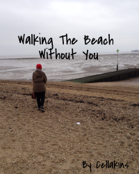 Walking the beach without you