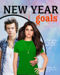 New year goals | H.S