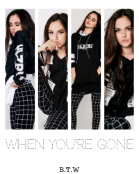 When You're Gone