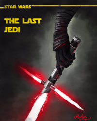 The Last Jedi - Star Wars - Episode VIII