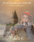 Im not the one, you think i am - Hope Granger 1 (Pause)
