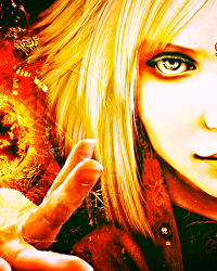 The Fire in her Eyes. (An Ember Fantasy)