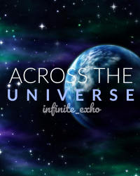 Across the Universe | Cover for the Sci-Fi Writing Competition