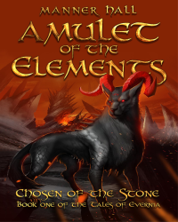 Amulet of the Elements Chosen of the Stone