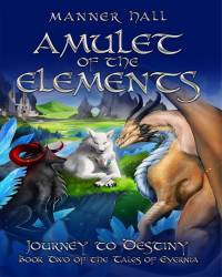 Amulet of the Elements Journey to Destiny