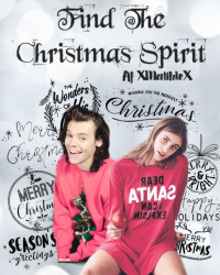 Find The Christmas Spirit | Harry Styles au