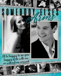 Somebody Else's Arms    Harry Styles AU