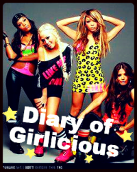 Diary of Girlicious vol 1 CALIFORNIA DREAMING