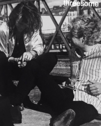 threesome // narry