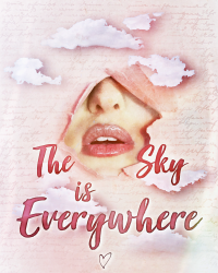 The Sky Is Everywhere | Cover Design