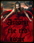 Among the red cover