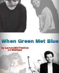 When Green Met Blue