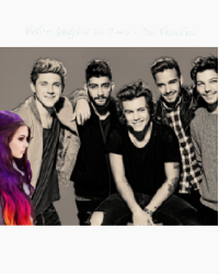Mafias daughter Lee Rose - One Direction