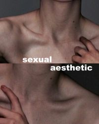 sexual aesthetic | smut