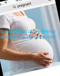 The wierdness of pregnency (baced of of pregnency love)