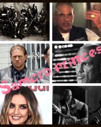 Samcro princess (+13)(Sons Of Anarchy fanfic)