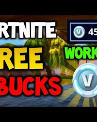 fortnite v bucks no human verification - free fortnite v bucks no human verification ps4
