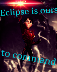 Eclipse is ours to command