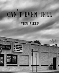 can't even tell ➸ view askew