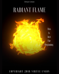 RADIANT FLAME