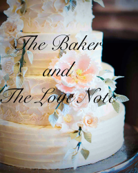 The baker and the love note