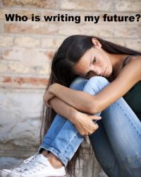 Who is writing my future?