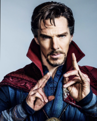 The Secret Life of Docter Strange