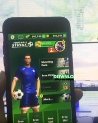 Football Strike Hack Free Cash and Coins No Survey