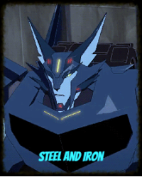 Steel and Iron (Transformers fanfic)