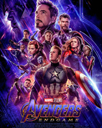 Avengers 4: End Game