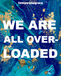 WE ARE ALL OVERLOADED