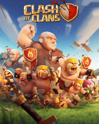 Clash of Clans Hack Free Gems and Gold - COC Hack No Survey 2019