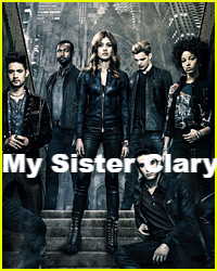 My sister Clary