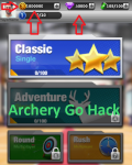 Diamonds Coins Hack Archery Go