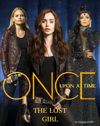 Once Upon A Time - The Lost Girl