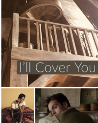 I'll Cover You (A Bucky Barnes Fanfic)