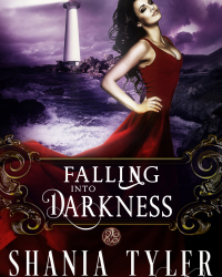 Falling into Darkness (A Paranormal Romance Book) (COMPLETED)