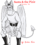 Santa and the Pixie--A Gravity Series Christmas Tale