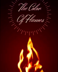 The color of flames