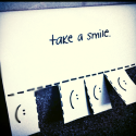 just smile:)